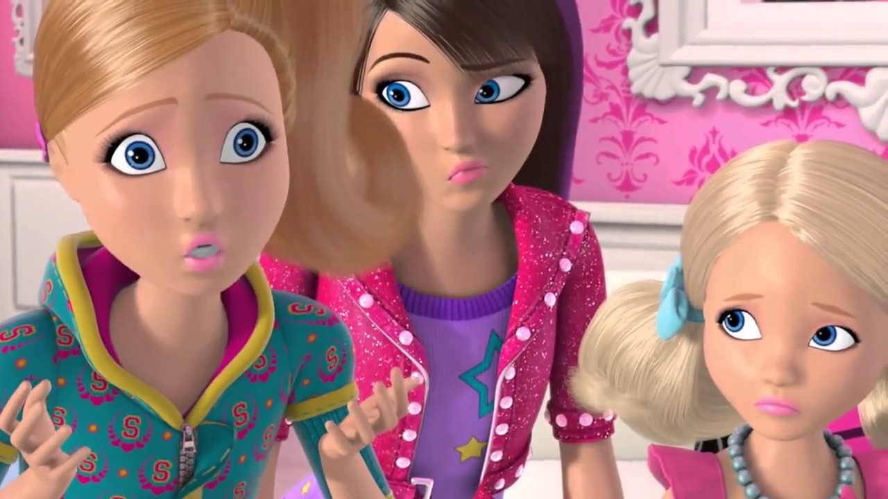 famous brand factory price running shoes Barbie Life in the Dreamhouse Season 4 Episode 1