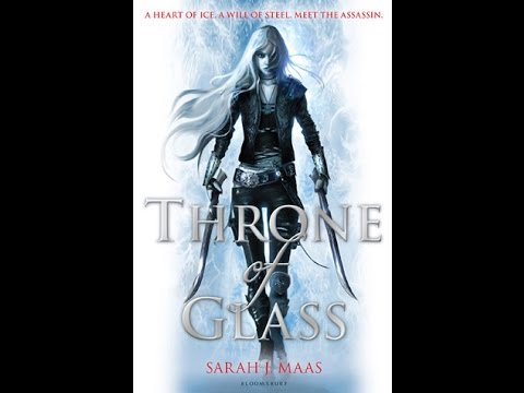 From Krimson's Library: Throne of Glass