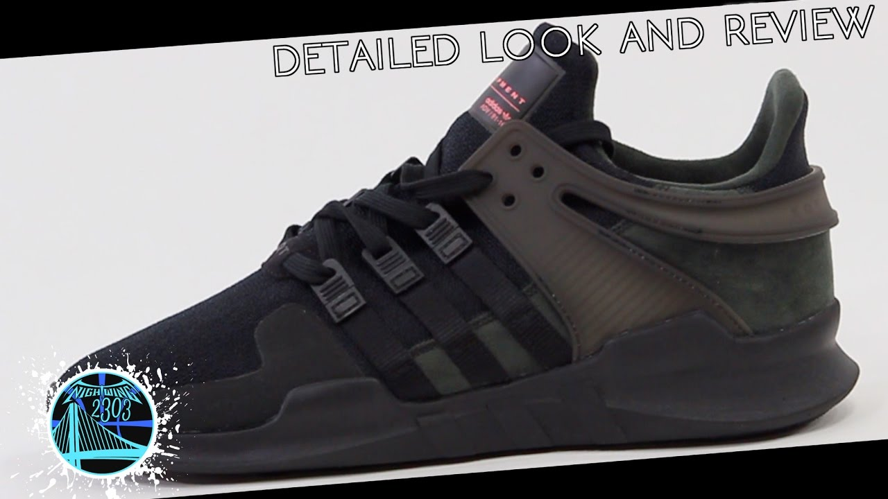 brand new a1c9f 040c1 adidas EQT Support ADV  Detailed Look and Review