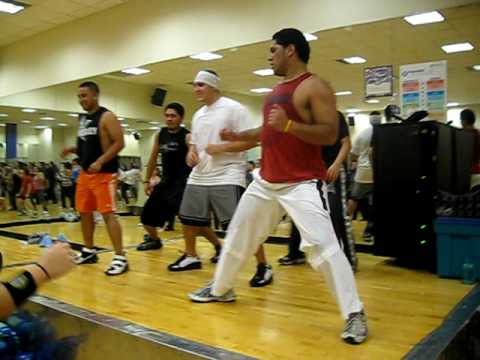 Zumba MEN VERSION! - YouTube