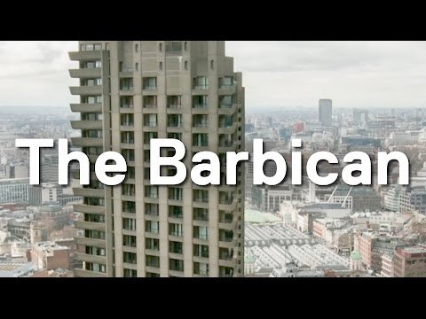 The Barbican: A Middle Class Council Estate