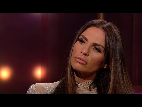 'I don't care about anything else in my career' Katie Price battles the bullies | Ray D'Arcy Show
