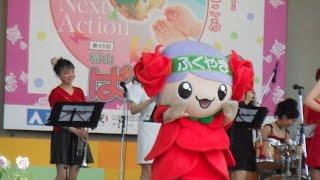 2015年5月17日「福山ばら祭2015」 福山緑町公園ステージ(広島県福山市...