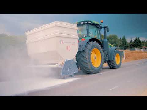 PRAGOSA   Cold Recycling with Foamed Bitumen   ER361 Reabilitation