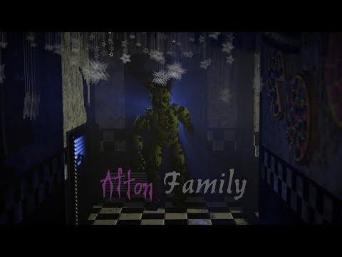Afton Family - KryFuZe - Russell Sapphire Remix|SFM|EPILEPSY WARNING!