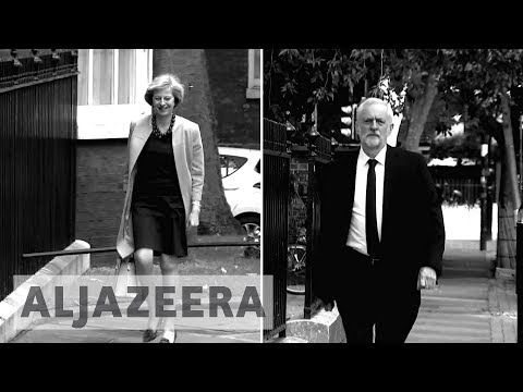 UK general election: Britons head to polls on Thursday