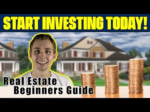 Real Estate Investing for Beginners : How to Get Started with Real Estate Investing