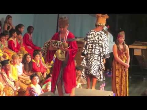 The Peace Child - Luanda International School