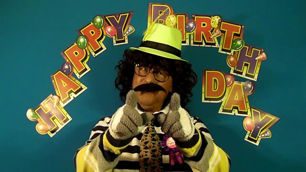 Funny Happy Birthday BILL Song #3