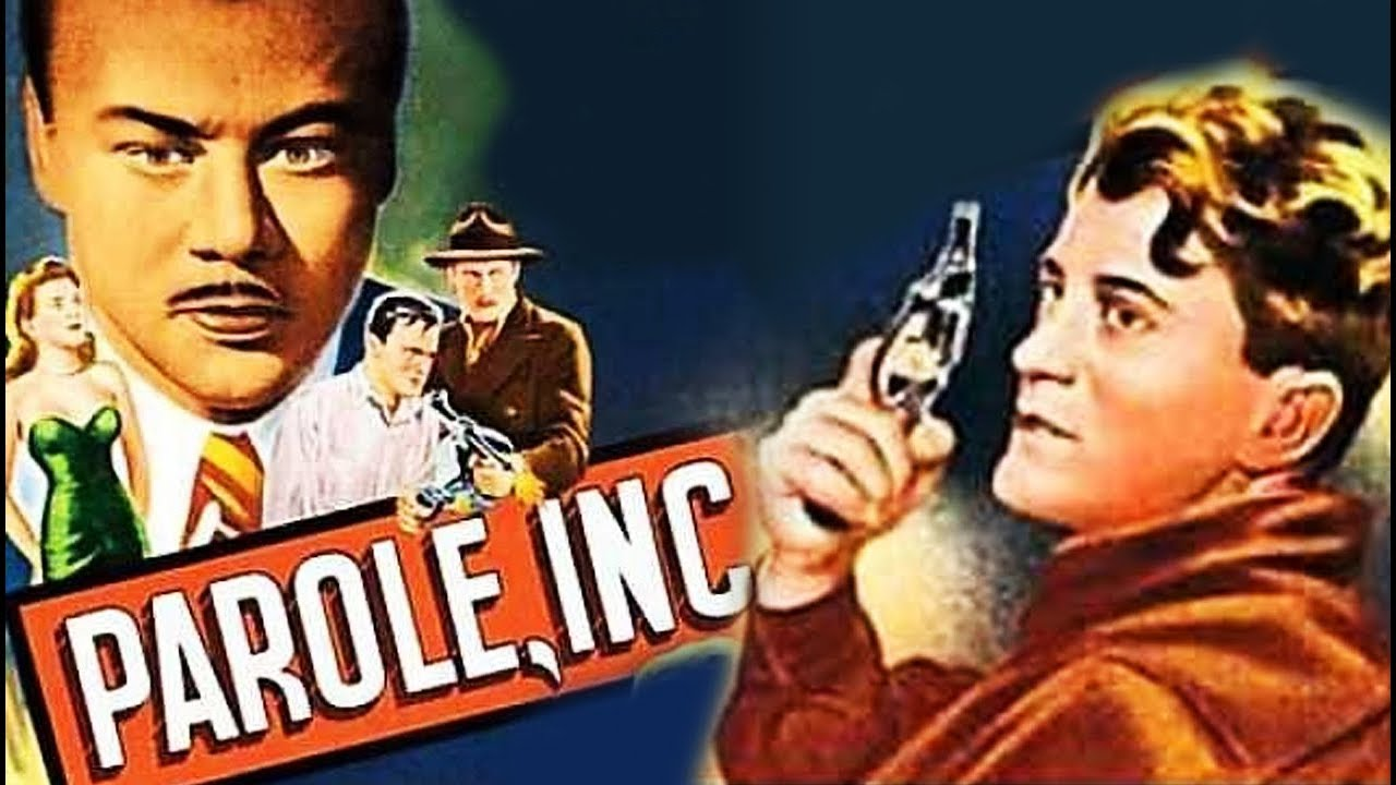 Parole Inc Full Movie (1948) | American Thriller Movie | Michael O'Shea, Turhan Bey