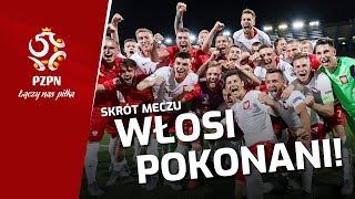 U-21: WŁOSI POKONANI I MAMY LIDERA! Skrót meczu Włochy - Polska