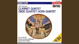 Quintet in C Minor, KV406 (516b) : III. Menuetto in Canone