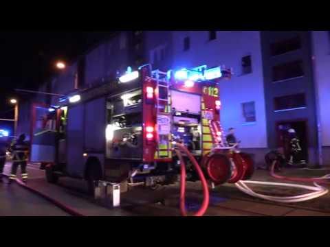 Feuerwehr Halberstadt - Silvester bei der Feuerwehr Teil 2