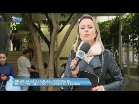 Socorro: Hospital São Paulo acumula dívida de R$ 160 milhões