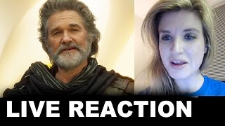Guardians of the Galaxy 2 Trailer 3 REACTION