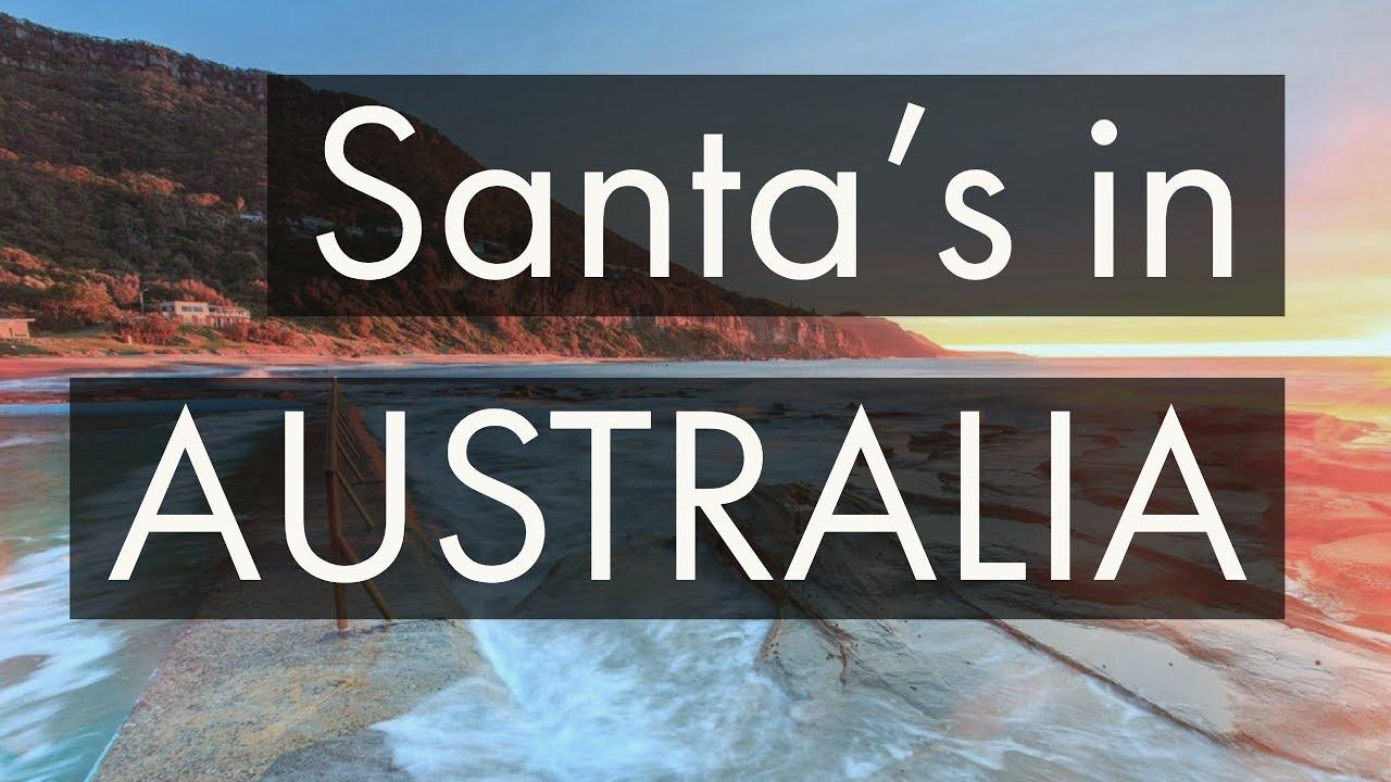 santa tracker 2017 australia 748 pm