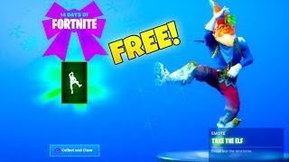 "*NEW* FREE DANCE EMOTE! ""Take The L V3"" (Fortnite Battle Royale)"