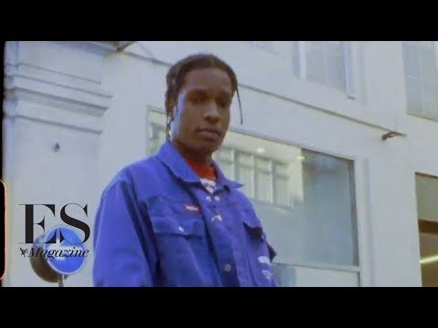 How he rolls: Behind the scenes with A$AP Rocky