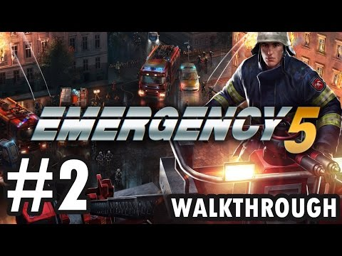 Emergency 5: Mission 2 - Hang gliding accident (Walkthrough)