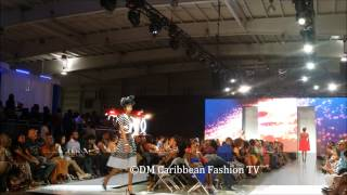 Caribbean Fashion Week 2014,14th June: Fashion show 14  Barry Moncreiffe from Jamaica Thumbnail