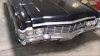 Chevrolet Impala.Видео обзор.Тест драйв.