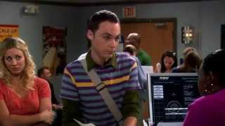 TBBT S02E05 The Euclid Alternative (Sheldon at DMV)