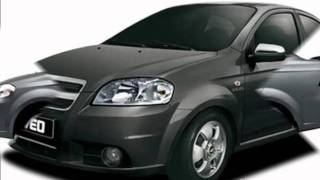 Chevrolet Aveo U-VA hatch