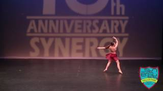Myah McCarthy - SYNERGY DANCE COMPETITION 2017