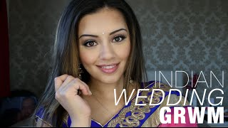 Tutorial | Indian Wedding GRWM | Kaushal Beauty Thumbnail