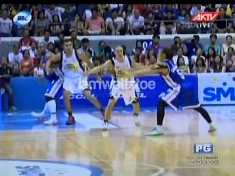 Marc Pingris Vs Jwashington 061712