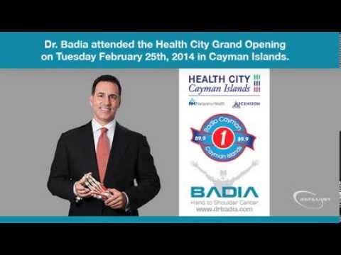 Dr. Alejandro Badia Health City Interview for Radio Cayman 899Fm