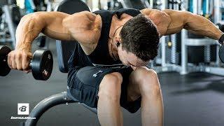 Abel Albonetti's Shoulder Pump Workout w/ Q&A