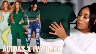 ADIDAS X IVY PARK BEYONCE THIS IS MY PARK DRIP 2 COLLAB  REVIEW & TRY ON