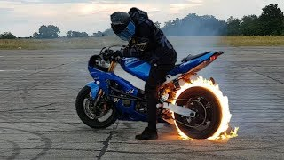 Funny Motorcycle FAIL & WIN Compilation 🔥 BEST of 2019