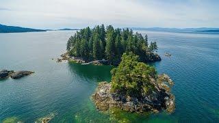 Whitestone Island Estate in British Columbia, Canada