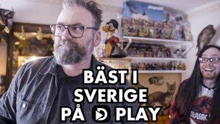 Bäst i Sverige på Dplay Karl-Henrik