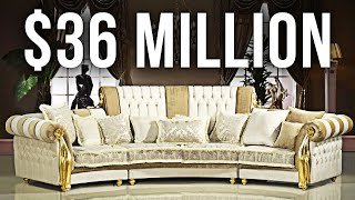 The Most Expensive Furniture In The World