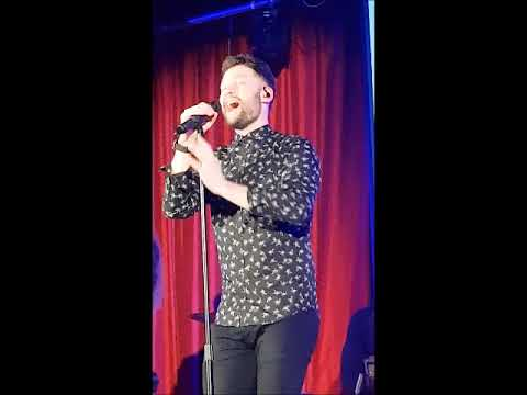 Calum Scott - Hotel Room - Glee Club Cardiff - 12/03/2018