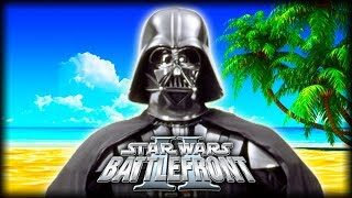 Star Wars Battlefront 2 Gameplay | Ep.11 Vader's Day at the Beach