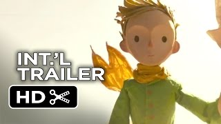 The Little Prince Official French Trailer #1 (2015) - Animated Fantasy Movie HD