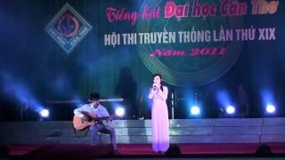 Hoa Pensée - Tiếng hát Đại học Cần Thơ 2011