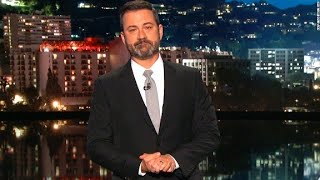 Kimmel's Emotional Plea To Lawmakers