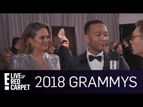 Chrissy Teigen and John Legend Talk Missing Toilet Fiasco | E! Live from the Red Carpet