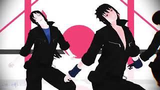 Sasuke,Sai e Neji dançando Lupin :3