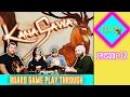 Kanagawa Board Game Play Through Beyond The Box Ep 12