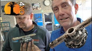 OMG! THE GEARBOX! What have I done? NEW LIFE for a 20-Yr OLD LAND CRUISER part-10