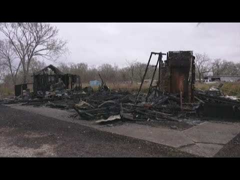 African-American Church Burns To Ground In Rosharon