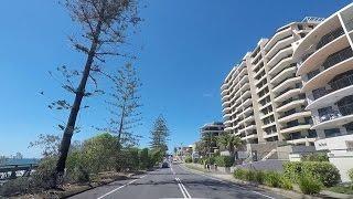 Coolum Beach and Point Arkwright, Sunshine Coast Queensland Australia