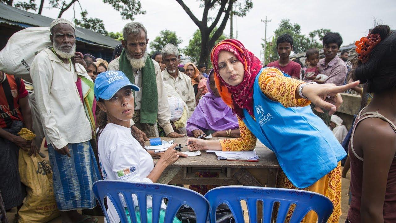Врачи: Травмы Мусульман Рохинья подтверждают сообщения о жестокости в Мьянме
