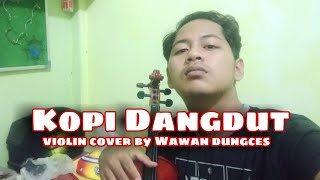Kopi Dangdut - Violin Cover (lagu viral tiktok)